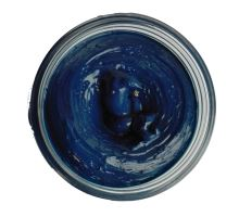 SEAX Shoe cream 50 ml navy blue 038